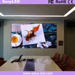 Indoor High Resolution Fullcolor Advertising LED Display Screen pictures & photos
