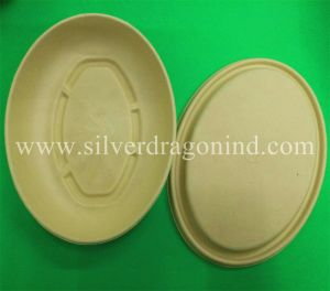 Compostable Wheat Straw Pulp Paper Plate Biodegradable Eco-Friendly Disposabletableware : are paper plates compostable - pezcame.com
