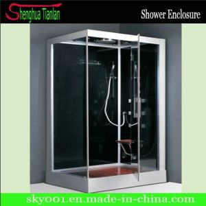 Lowes Walk In Bathroom Glass Shower Steam Enclosure (TL 8806)