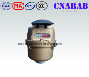 Rotary Piston Water Meter (volumetric water meter) pictures & photos