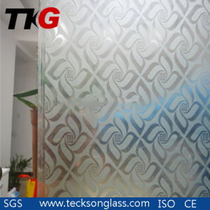 3-12mm Acid-Etched for Shower Doors Glass pictures & photos