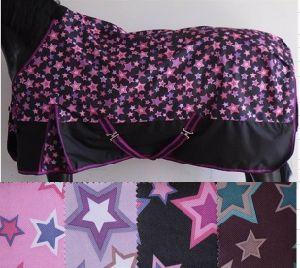 Waterproof Stars Print Design Pony Turnout Rug (SMR1669)
