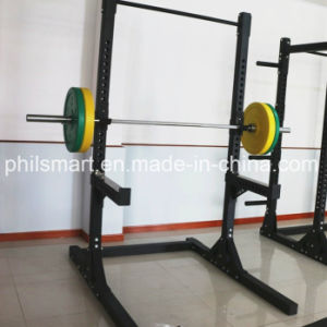 Crossfit Fitness Barbell Power Rack pictures & photos