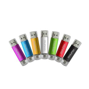 Costom Logo OTG USB Flash for Smart Phone pictures & photos