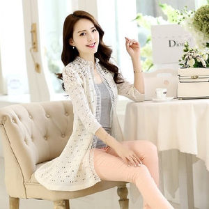 2015 Spring Season Style Girl Sweater Open Design Without Button pictures & photos
