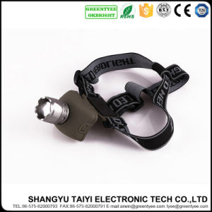 10W IP44 Rechargeable Camping Professional Lighting Headlamp pictures & photos
