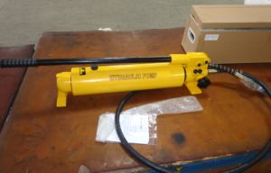 Hydraulic Manual Hand Pump pictures & photos