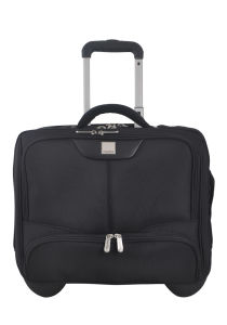 Two Wheel Trolley Bag Laptop Bag for Business (ST6234) pictures & photos