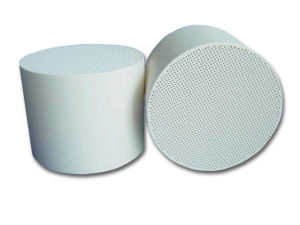 DPF Honeycomb Ceramic for Exhaust System pictures & photos