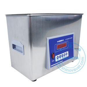 Veterinary Digital Display Ultrasonic Cleaner (SB-100D) pictures & photos
