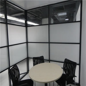 Frameless Glass Office Partition Glass Partition Wall pictures & photos