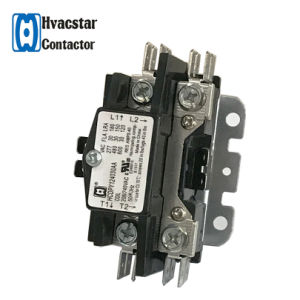 1 pole 24v 30a low voltage magnetic contactor ac contactor