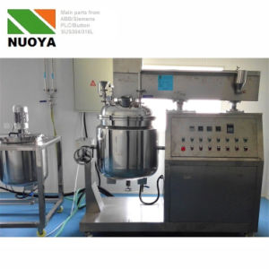 Zjr Chemical Vacuum Emulsifying Mixer pictures & photos