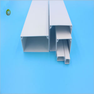 China 2018 Pvc Electrical Wiring Duct Cable Trunking Plastic Trunking Wire Trunking Foshan China Wire Trunking Foshan Cable Trunking
