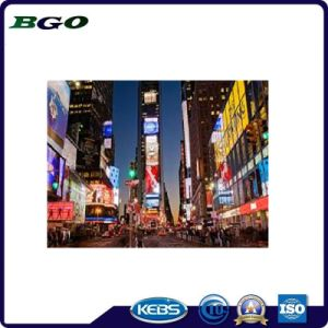 PVC Laminated Flex Banner Canvas Backlit (500dx300d 18X12) pictures & photos
