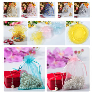 Sheer Organza Candy Bags/Candy Pouches pictures & photos