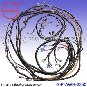 China komatsu 6215 82 6512 construction machinery main wiring wire harness design komatsu 6215 82 6512 construction machinery main wiring harness