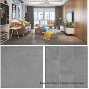 Terrazzo Building Material Rustic Porcelain Glazed Flooring Tile For Bathroom And Kitchen
