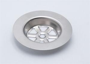 Circel Kitchen Sink Strainer Replacement, Bathroom Sink Drain Strainer Easy  to Clean