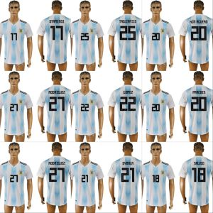 premium selection 19800 cc965 2018 Fifa World Cup Russia Football Argentina National Soccer Jerseys