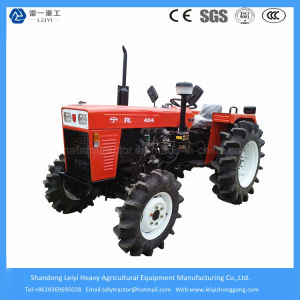 Agriculture Use 4 Wheel Drive Farm/Garden/Lawn/Mini/Compact/Small/Walking Tractor 40HP pictures & photos