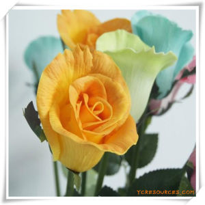Small Diamend Rose Simulation Flowers for Promotion pictures & photos
