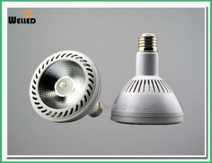 Narrow Angle 10 Degree 10W PAR30 LED Light E27 LED PAR Lights with High CRI 80ra 90ra