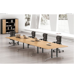 Elegant Design Qualified Cost Effective Conference Table (MT-1401) pictures & photos