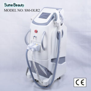 IPL Elight RF YAG Laser Hair Removal Machine pictures & photos