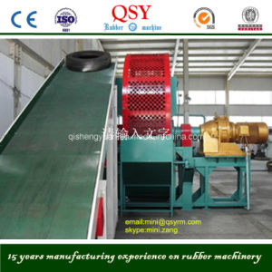 Full Automatic Tire Shredder for Used Tire Recycling Machine pictures & photos