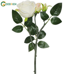 Single Stem Rose Artificial Flower