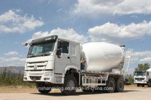 HOWO 336HP 9m3 Cement Mixer (ZZ1257N3641W) pictures & photos