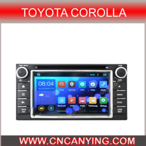 Pure Android 4.4 Car GPS Player for Toyota Corolla with Bluetooth A9 CPU 1g RAM 8g Inland Capatitive Touch Screen (AD-9158)