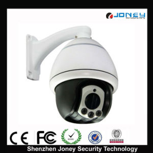 Mini Speed Dome Camera with Wall Mount or Ceiling Mount Bracket pictures & photos