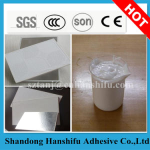 White Glue for PVC Film/Aluminium Foil/Plaster Board/Gypsum Board pictures & photos