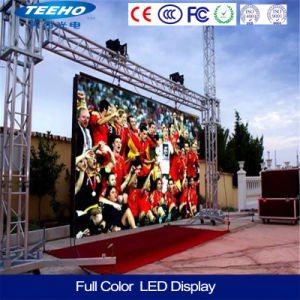 Outdoor P10 LED Video Wall pictures & photos