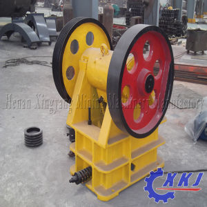 Jaw Crusher for Laboratory