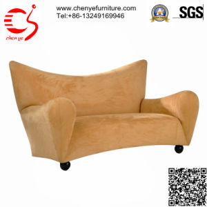 Stylish Fabric Upholstered Sectional Office Sofa (CY-SH101-2)