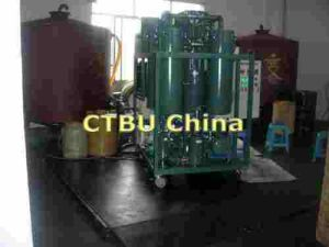 Mobile Turbine Oil Purifier Machine pictures & photos