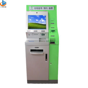 Multifunctional Self-Service Terminal Kiosk for Hospital (HD05-06P)