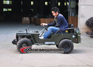 Mini Jeep/Mini ATV for Adult pictures & photos