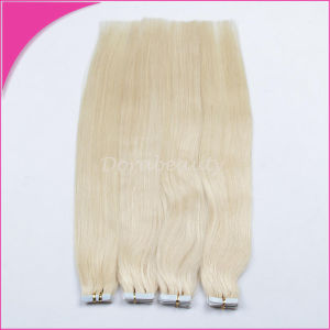 #613 Remytape Hair Extension, Adhesive Hair Extension pictures & photos