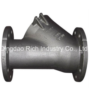 Iron Casting Parts Valve Casting Part Casting Aluminum Part pictures & photos