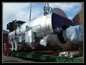 Oil Fired Boilers Price of Fire Tube Water Tube Type Gas / Oil Fired Steam / Hot Water Boiler