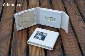 Wedding Dvd Usb Flash Drive Packaging Gift Box