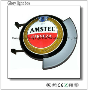 Wholesale Sucking Outdoor LED Acrylic Light Box pictures & photos