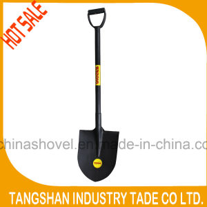 Plastic Grip and All Metal Steel Shovel pictures & photos