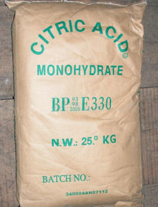Citric Acid Monohydrate/Anhydrous Food Grade (CAS No. 5949-29-1) pictures & photos