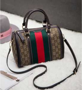 Women PU Leather Handbags/ Boston Handbags