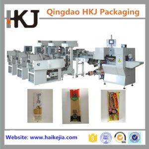 Full Automatic Noodle Weighing & Packing Machine pictures & photos